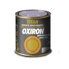 Oxiron pavonado negro
