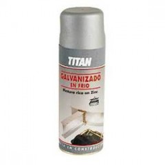 Spray Galvanizado en frío rico en Zinc