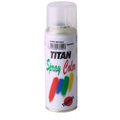Spray Barniz Metales Titan