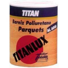 Barniz pra parquets al agua Titanlux