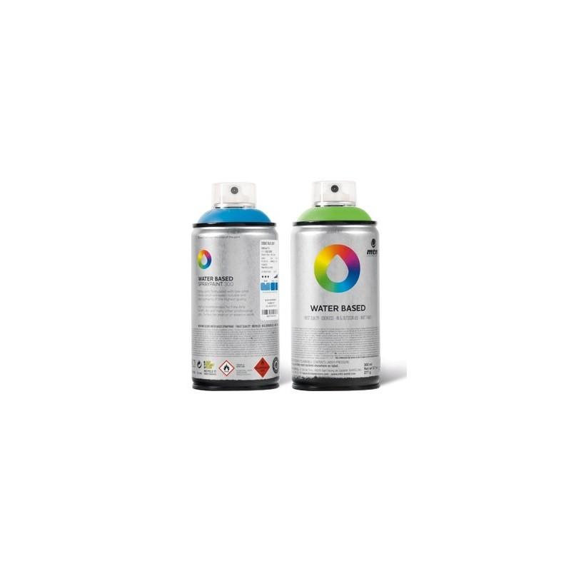 Spray pintura water based montana pintar sin parar for Abrillantar suelo porcelanico mate