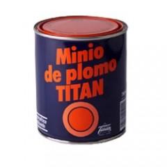 Minio de plomo Titan