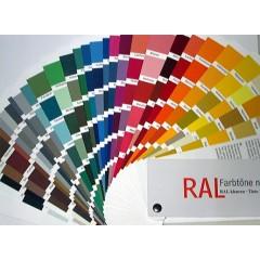Carta de color RAL