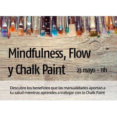 Mindfulness, flow y Chalk Paint