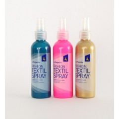 "Spray Pintura tela ""Fashion textil"" La pajarita"