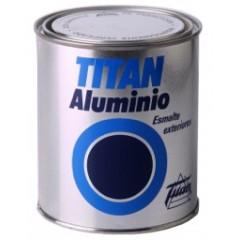 Titan Aluminio exteriores anticalórico