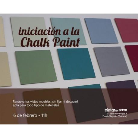 Taller de iniciación a Chalk Paint