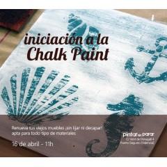 Taller de iniciación a Chalk Paint (16 Abr. 2016)