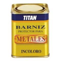 Barniz Titan para metales