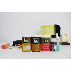 Kit pintura efecto óxido superficies grandes