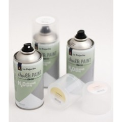 Spray Chalk Paint La Pajarita