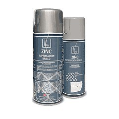 Spray Imprimacion zinc