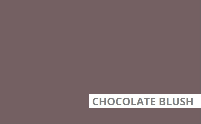 Chocolate blush