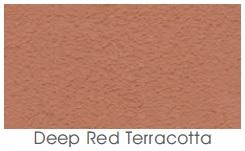 Terracota deep red