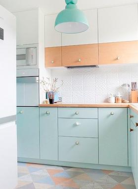 Pintura para ba os y cocinas pintar sin parar - Pinturas para cocinas y banos ...