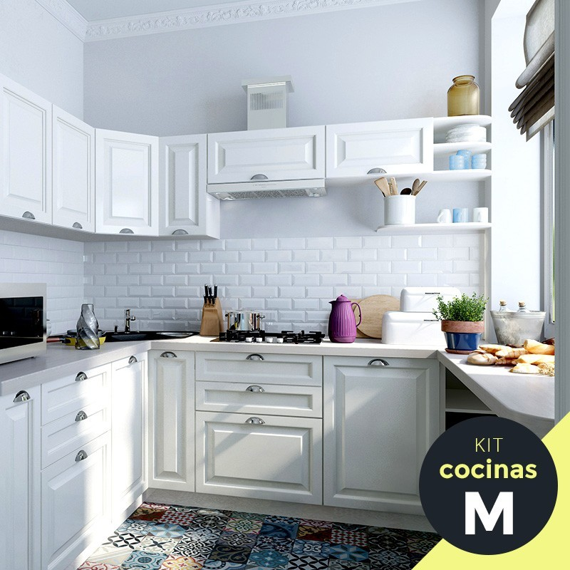 Cocinas Kit | Kit Cocinas De Melamina