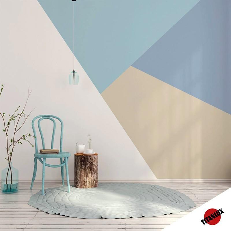 Pintura efecto cristal para paredes simple si tienes una - Efectos pintura paredes ...