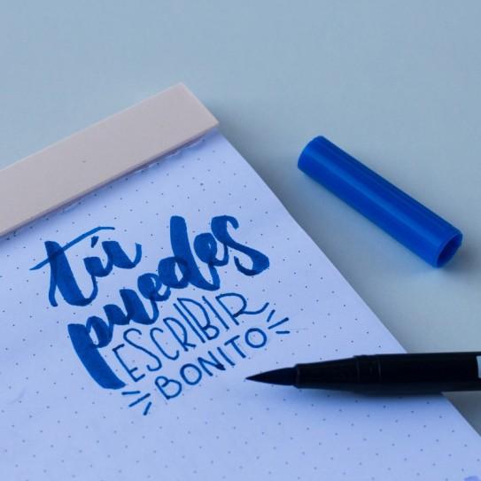 Cuaderno para lettering