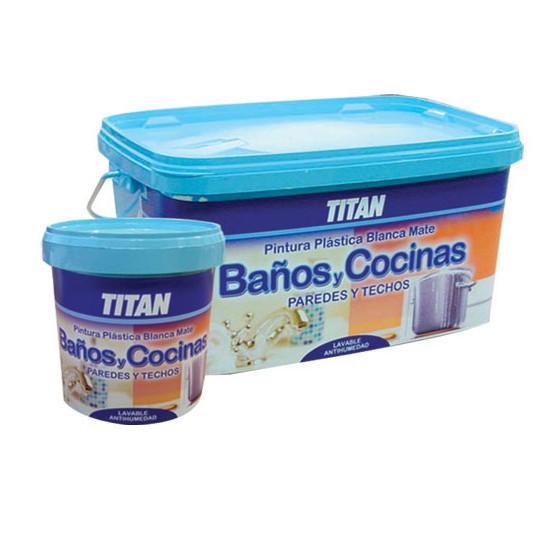 Titan paredes Baños y Cocinas