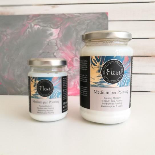 Pouring Medium Fleur Paint