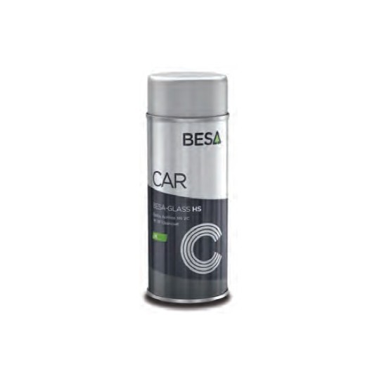 Car Spray Negro Satinado J-15