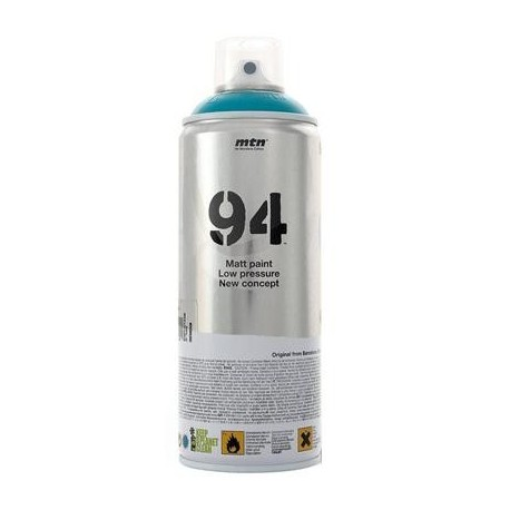 Spray graffiti MTN 94