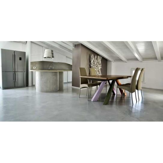 Efecto cemento para suelo y paredes