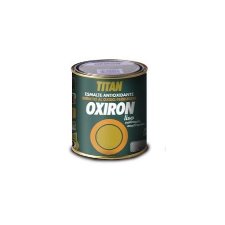 Oxiron Titan antióxido satinado