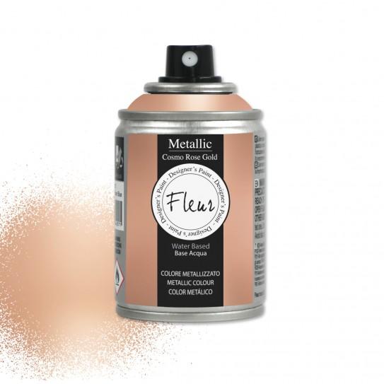 Spray aspecto metálico de Fleur