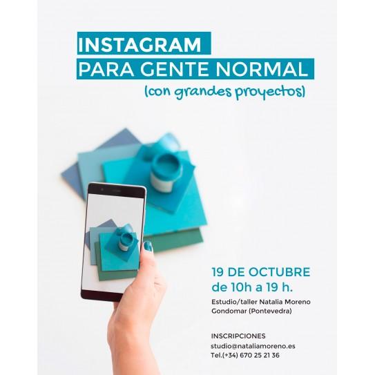 Instagram para gente normal (Taller)