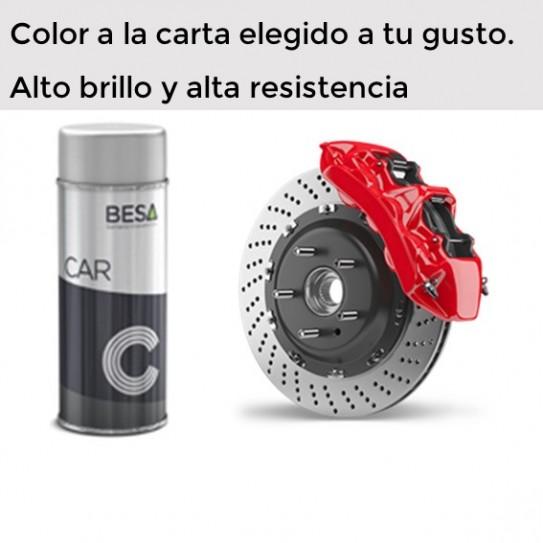 """Spray Pintra Pinzas de Freno """"Alta resistencia"""" 2K"""