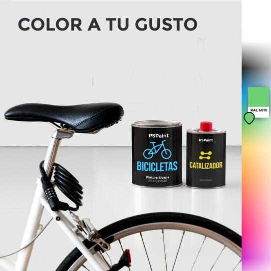 Pintura Premium Bike 2K + Catalizador