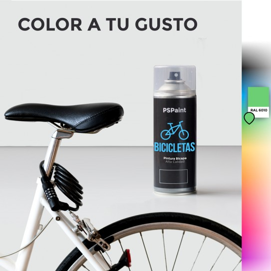 Spray Pintura Premium Bike 2K