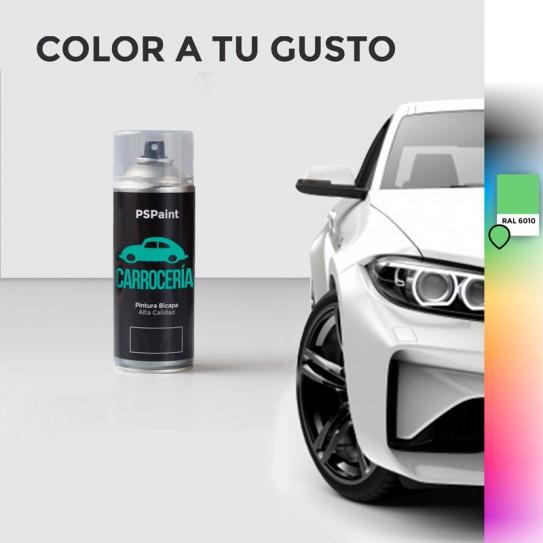Spray pintura monocapa carrocería color original