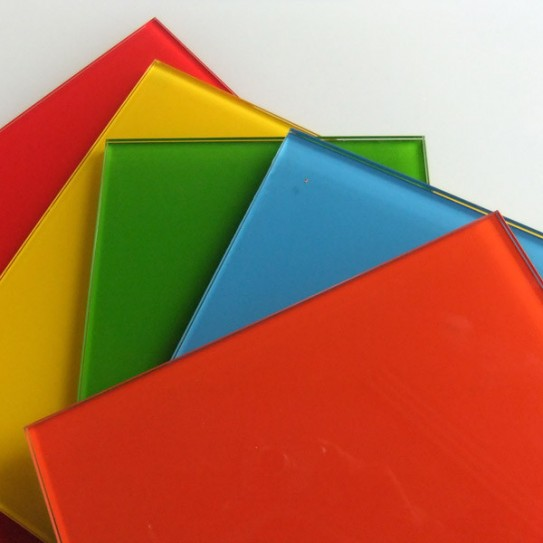 Pintura extradura para cristal