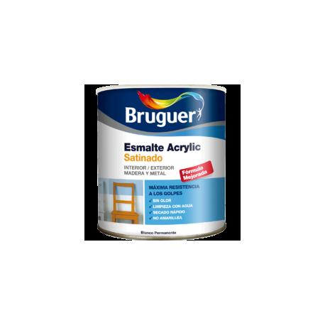 Bruguer esmalte acrilico satinado