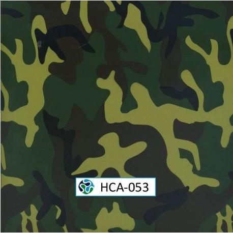 Film hidroimprimir diseños de camuflaje