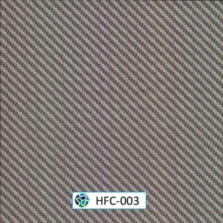 Film hidroimprimir diseños fibra de carbono