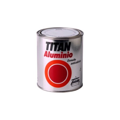 Titan Aluminio anticalórico
