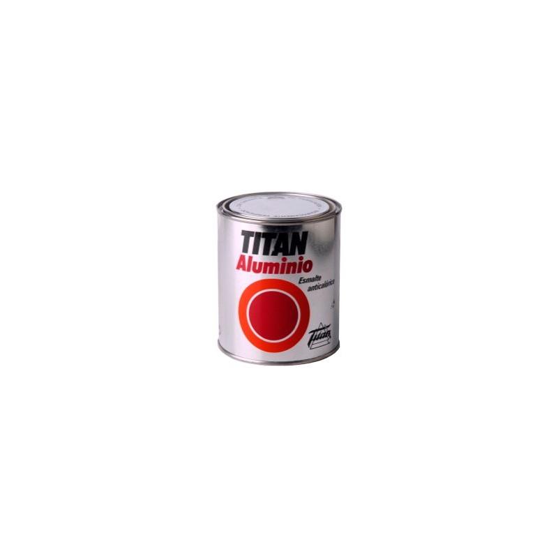 Pintura titan aluminio anticalorica chimenea estufa y - Pintura de aluminio ...