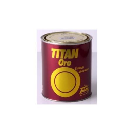 Titan oro