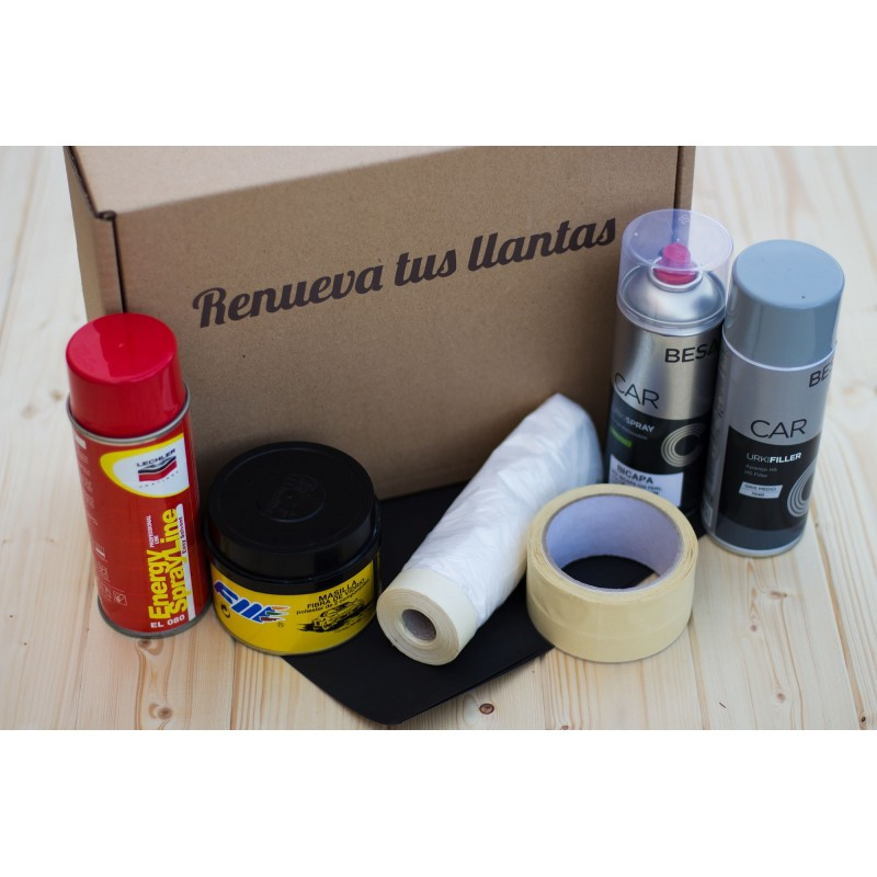 Kit para pintar coche pintura para coches home design idea for Coches para pintar