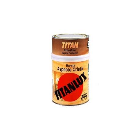 Barniz Titan Cristal brillante