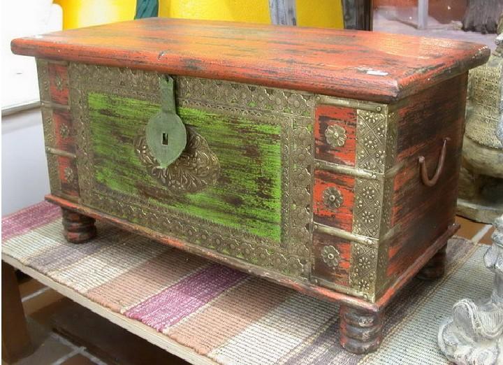 T cnica para envejecer un mueble blog pintar sin parar - Tecnicas de pintar muebles ...