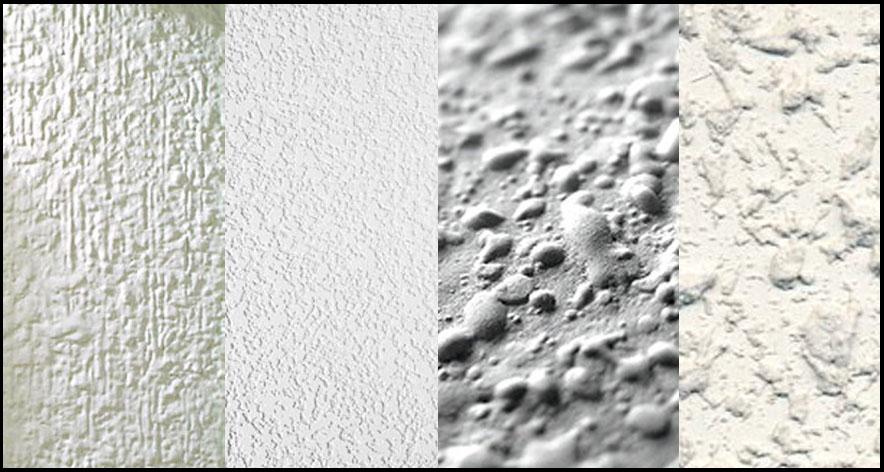 Eliminar el gotel - Decorar paredes de gotele ...