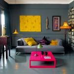 Combinar colores en la decoración