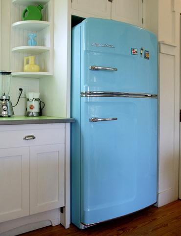 Pintar los electrodom sticos de la cocina - Electrodomesticos de colores ...