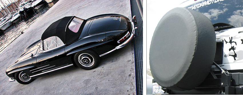 pintura flexible para capotas de coche y ruedas de repuesto