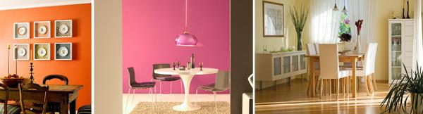 Colores para pintar el comedor - Colores para pintar un salon comedor ...