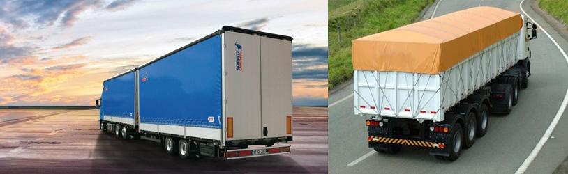 pintura flexible para lonas de camión